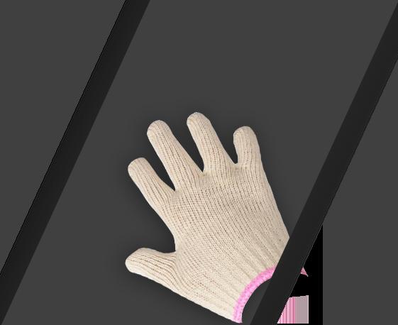 7ゲージ手袋